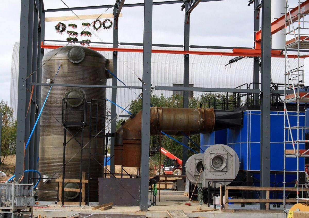 Indvielse af geotermisk anlæg hos Sønderborg Fjernvarme